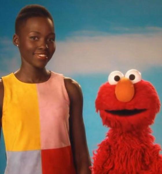 Sesame Street Welcomes Lupita!