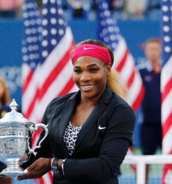 Serena Williams Wins Her Sixth U.S. Open Title