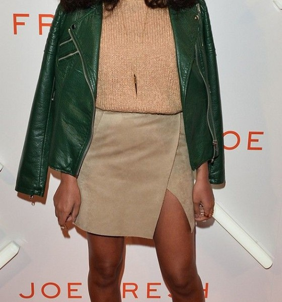 Get the Look: Solange Knowles Wearing Joe Fresh
