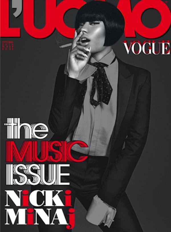 Nicki-Vogue