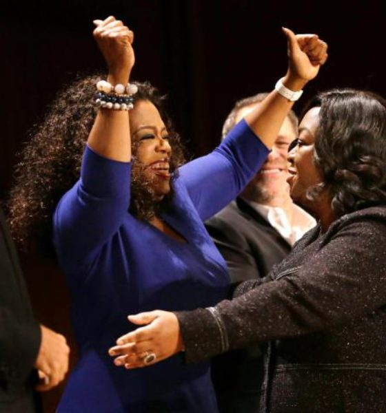 Oprah Winfrey, Harry Belafonte, & Others honored by Harvard