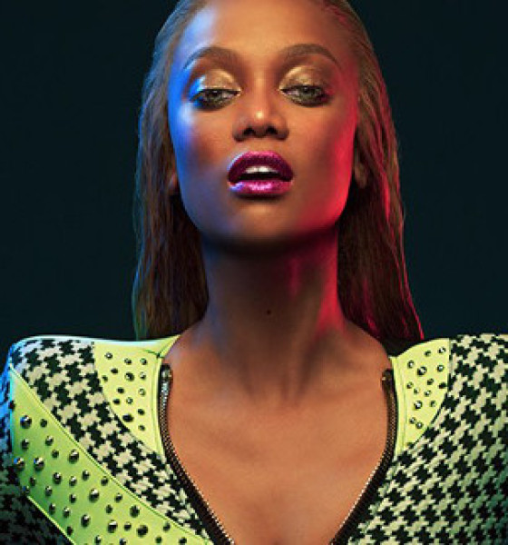 Beauty News: Tyra Banks Launches Makeup line