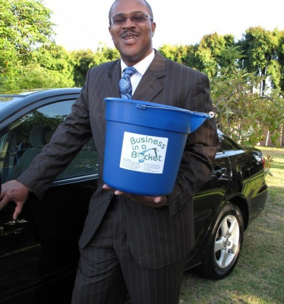 From Car-washer to CEO: An Entrepreneur's Plan to give back to the Community