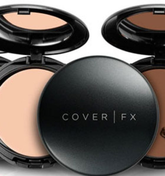 Beauty Alert:  Branding with Cover FX