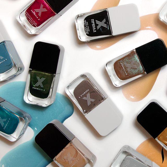 Formula X Nail Color