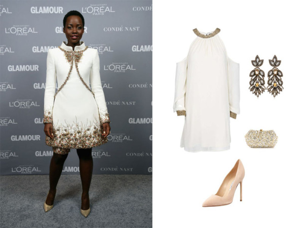 Lupita Red Carpet Look for Less