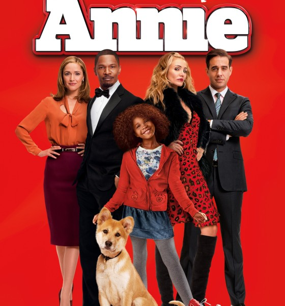 The Classic Annie Gets a New Look and Sound