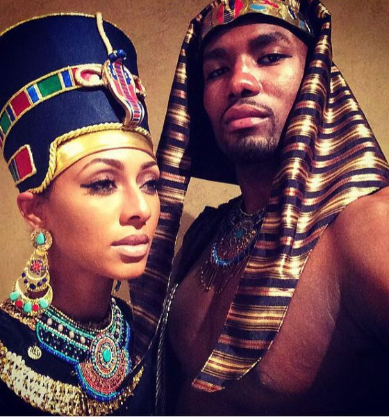 Keri Hilson and Serge Ibaka Kill Halloween, while Beyoncé and Blue also get into The Halloween Spirit