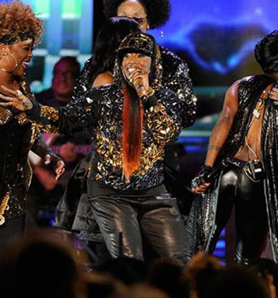 Reunions and Surprises Galore at the 2014 Soul Train Awards
