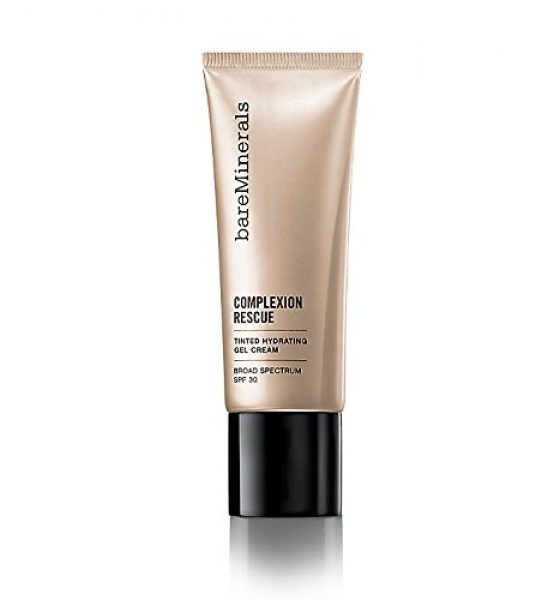 Perfect Your Complexion with Bare Minerals Complexion Rescue Tinted Hydrating Gel Cream