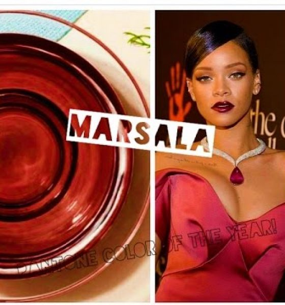 Marsala: Pantone Color of the Year!