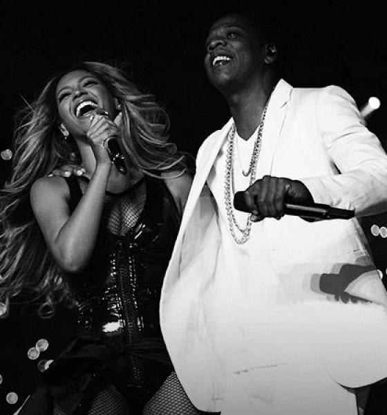 Beyonce and Jay Z Entertained Troops Overseas on New Year's Eve