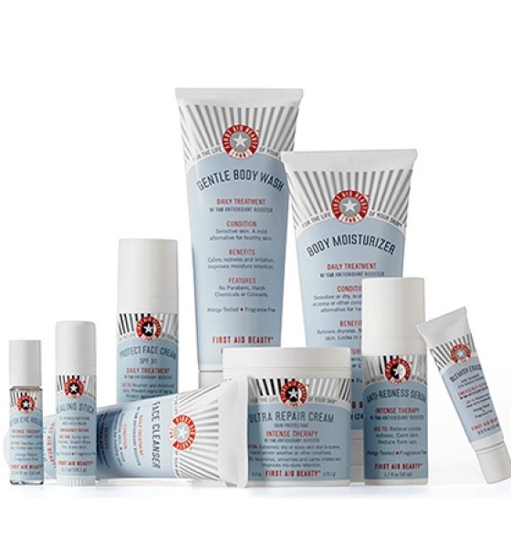 Skin Rescue with First Aid Beauty