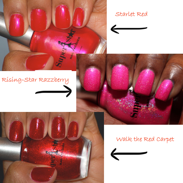 Superstar Nail Lacquers