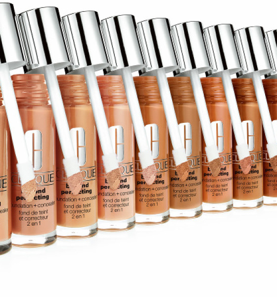 Clinique's Beyond Perfecting Foundation and Concealer