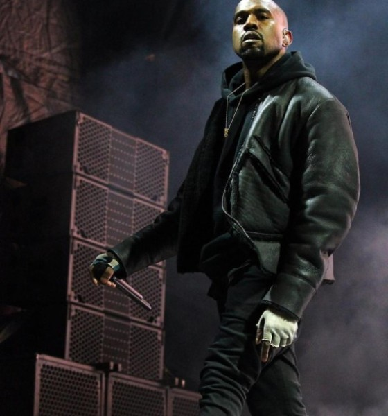 Kanye West Performs Free Concert in New York