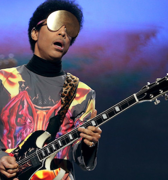 Prince Releases Surprise New Track
