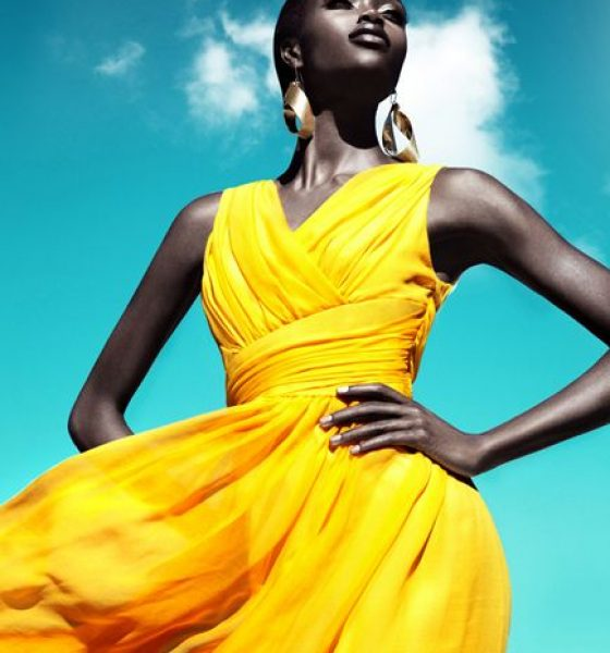 Fashion Alert: Yellow Spring Trend