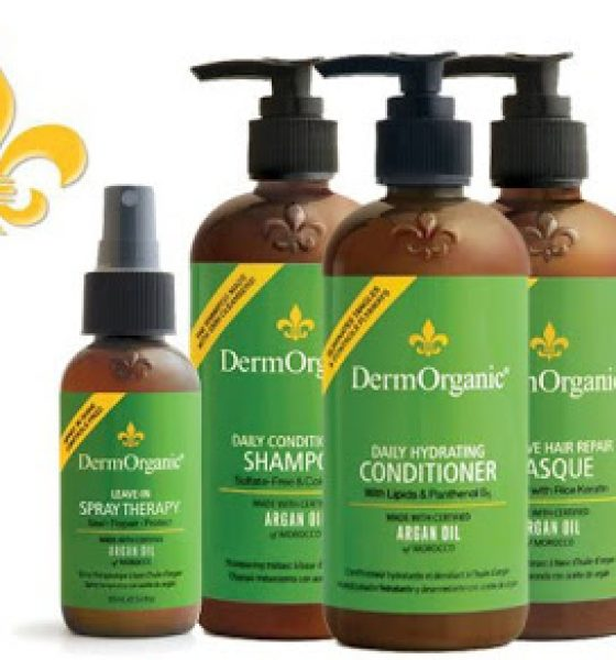 Product Review: Hair Repair with DermOrganic