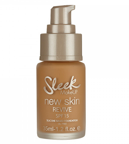 Product Spotlight: Sleek Makeup New Revive Foundation