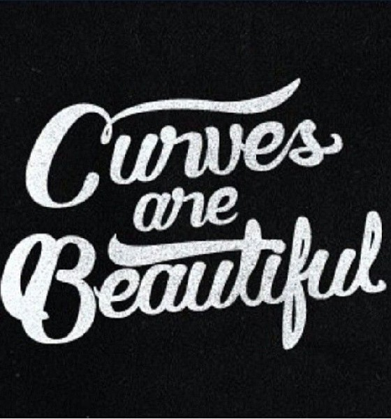 Bronze Beauty Inspiration: Curvy Girl Edition