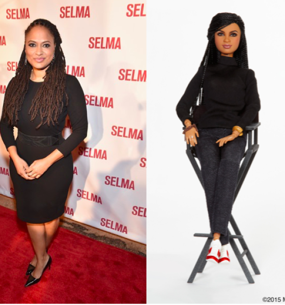 Director Ava DuVernay Gets Her Own Barbie Doll