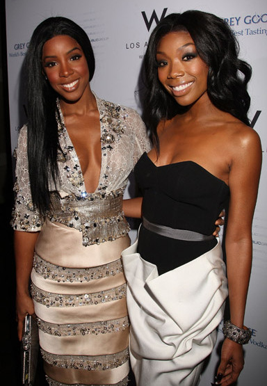 Brandy and Kelly Rowland Land New Shows on BET
