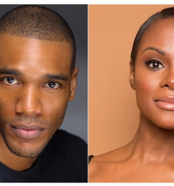 "Parker Sawyers and Tika Sumpter Cast As ""First Couple"" In Upcoming Romantic Dramedy"