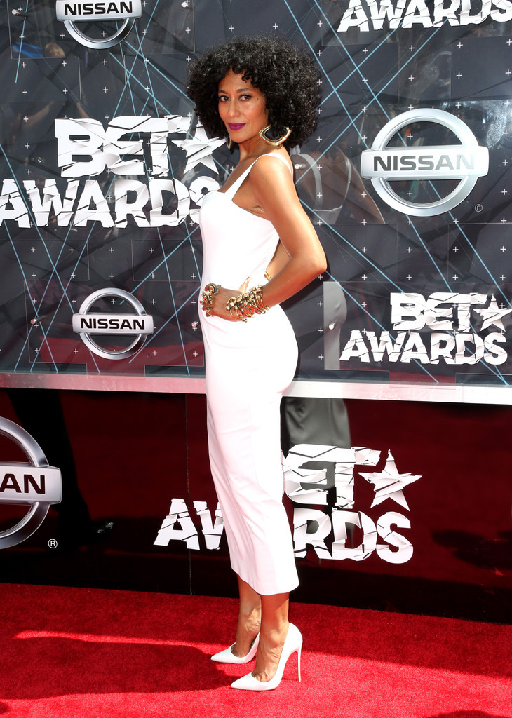 Tracee Ellis Ross- BET Awards 2015