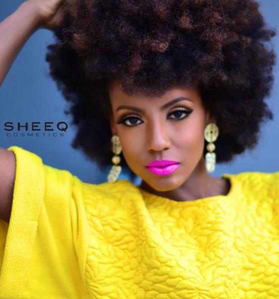 Beauty Alert: Branding With Sheeq Cosmetics