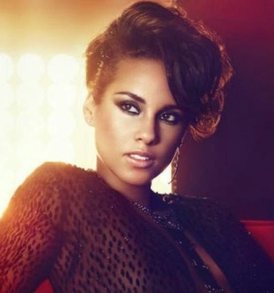 Alicia Keys for Levi Jeans