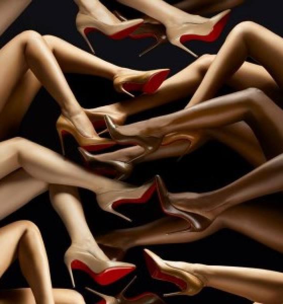 Shoe Fashion Alert: Let's Get Nude