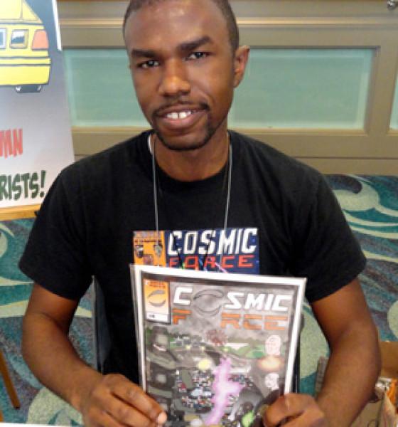 Allen Carter: The Visionary Behind Carter Comics