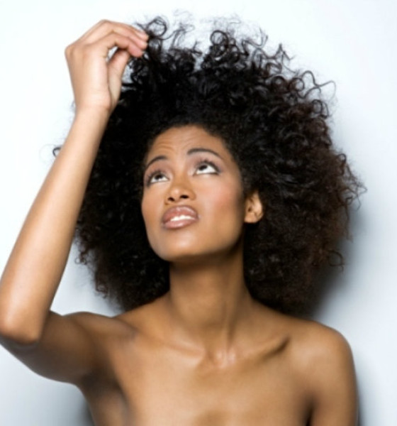 Finger Detangling: Try Getting Your Fingers Through Your Hair