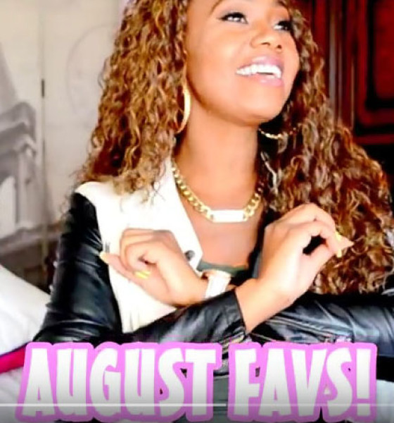 Beauty Vlogger Mia Grissom's August Favorites 2015