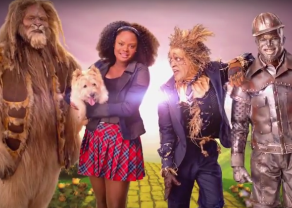NBC will be airing The Wiz Live!