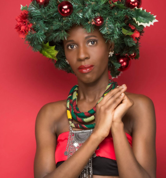 Rita Jalloh: A Fashionable Christmas