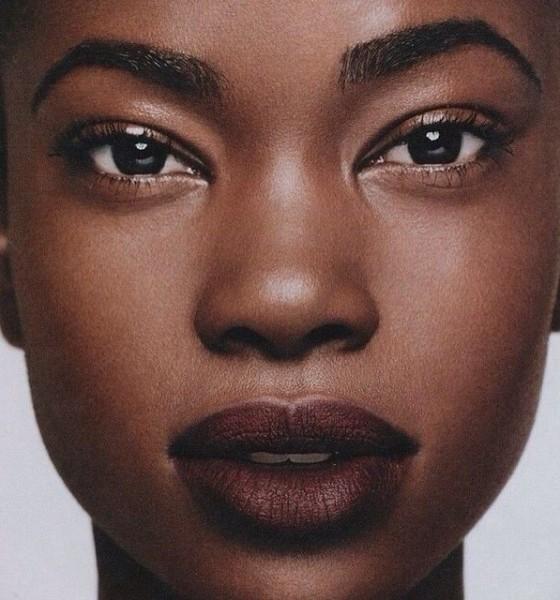 Bronze Beauty Trend: Dark Lips