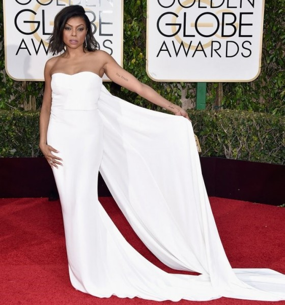 Our Fave Fashion Hits on the Golden Globes Red Carpet