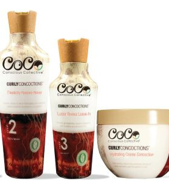 Product Review: Coco Conscious Curly Concoctions