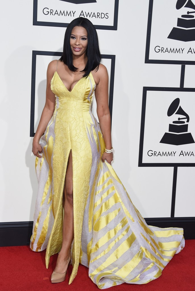 Vanessa Simmons-Grammys 2016