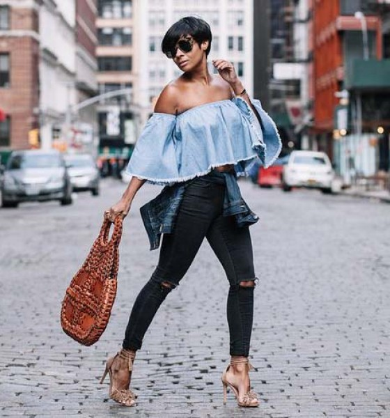 Friday #StreetStyle Fashion Spotlight: Kyrzayda Rodriguez