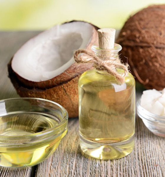 Beauty Alert: Benefits of Coconut Oil