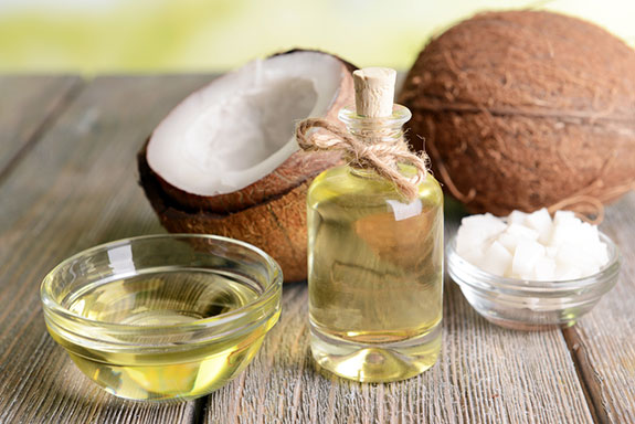 Benefits of coconut oil