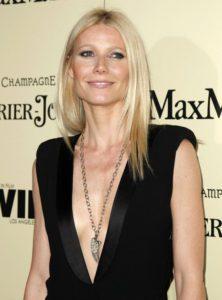 Gwyneth Paltrow at Women in Film Pre-Oscar Party in Los Angeles