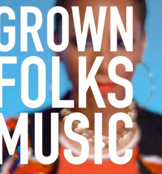 """Vivian Green/""""Grown Folks Music"""" Behind-the-Scenes Footage"""