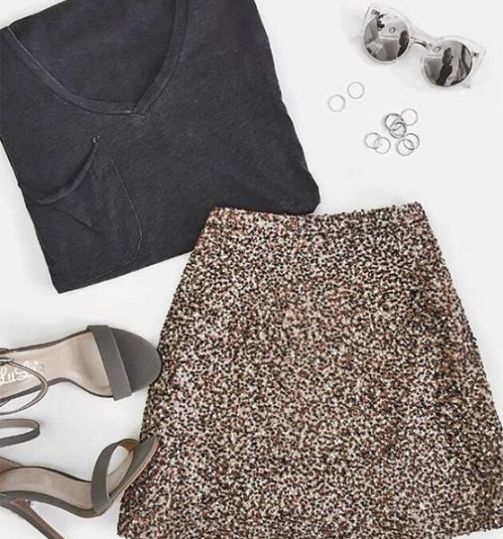 Fashion Alert: Sequins for Spring