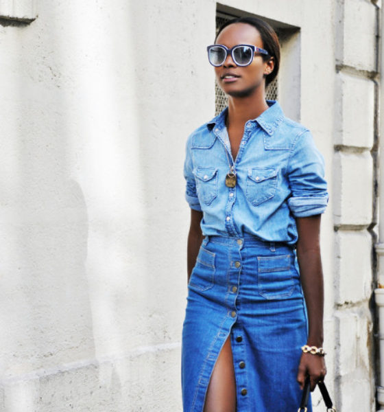 Fashion Alert: Denim on Denim