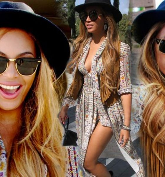 Fashion Alert: Coachella Celeb Style Wrap-up