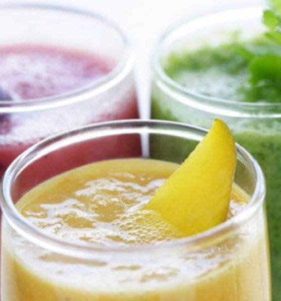 5 Vitamin-packed Smoothies You've Gotta Try